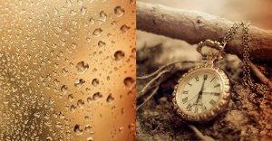 time and rain