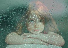 child rainy