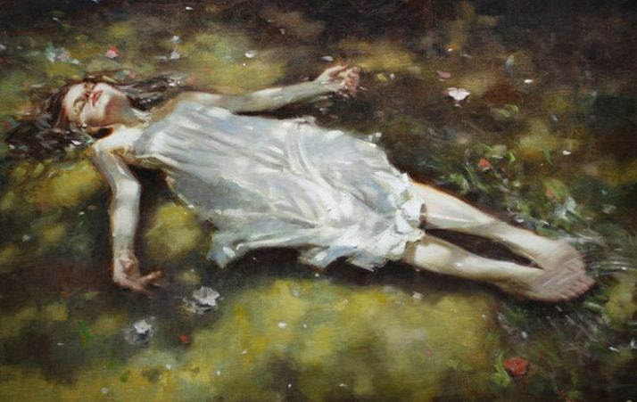 Ophelia by Kevin Beilfuss