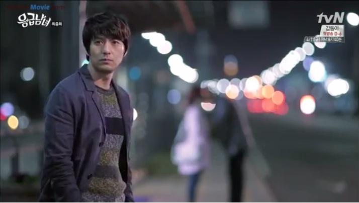 Dokter Gook rencananya mau nyatain cinta ke Jin Hee tapi malah ngeliat mereka... ah, udahlah gak tega spoiler-nya. -_-