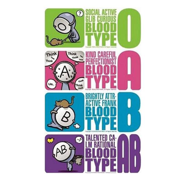 Gambar : instagram.com/bloodtypeID